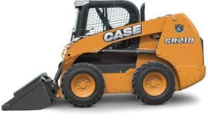 Case SR210 0