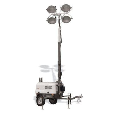 4000 Watt Diesel Light Tower 0