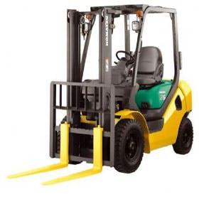 Warehouse Forklift 5,000 lb 0