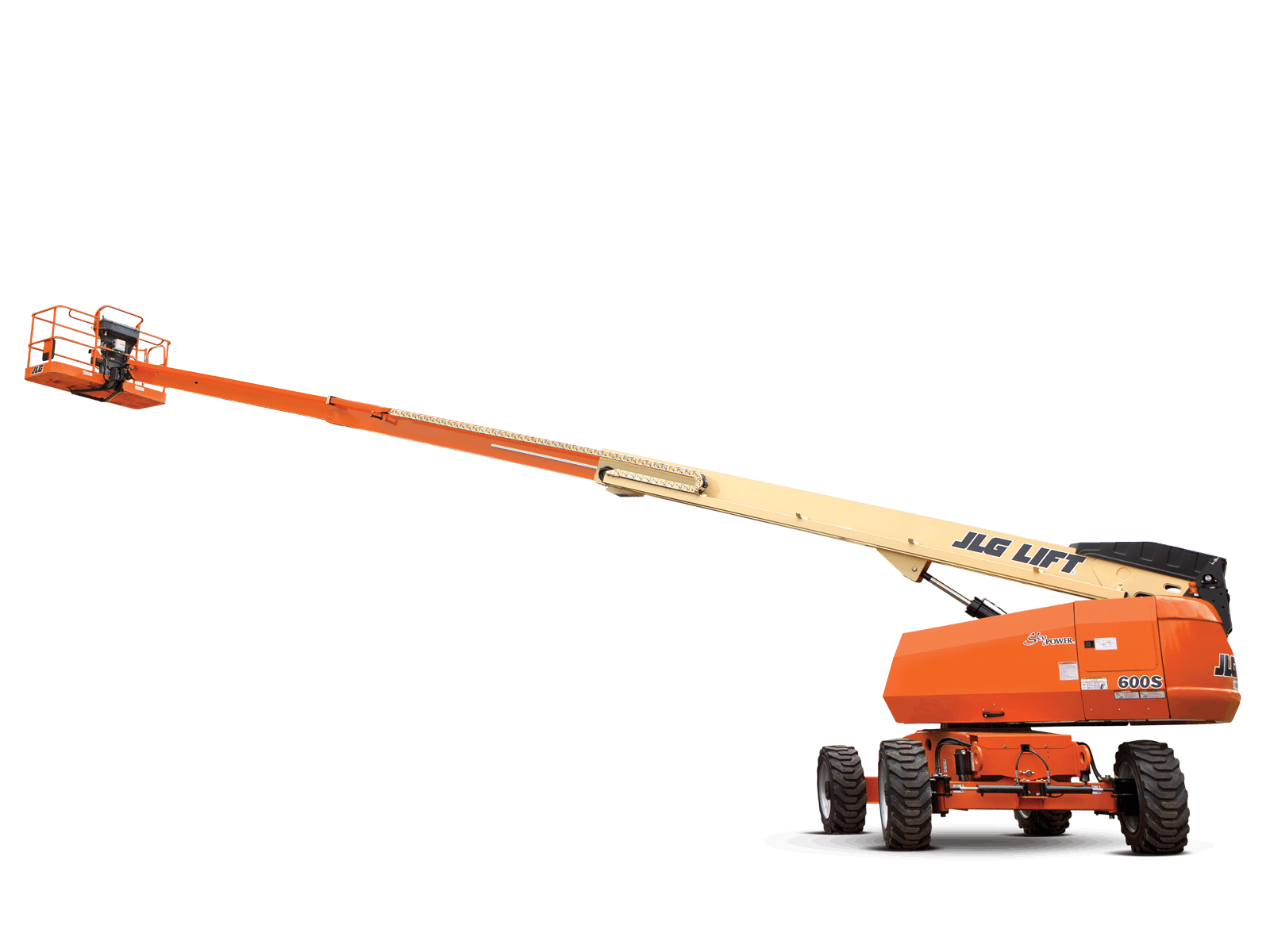 Telescopic 60' Boom Lift 0