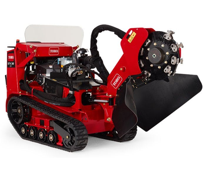 Stump Grinder 38 hp Track Drive 0