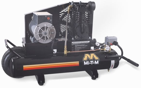 Mi-T-M AM1-PE02-08 8-10 CFM Compressor 0