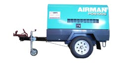 Airman 100 CFM Compressor