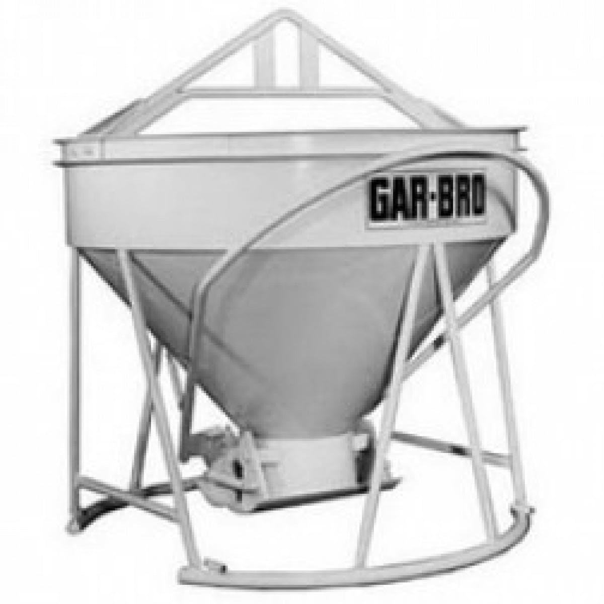 Garbro Concrete Bucket 0