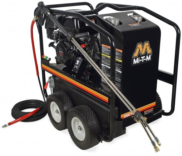 Hot Water 3500 psi Pressure Washer 0