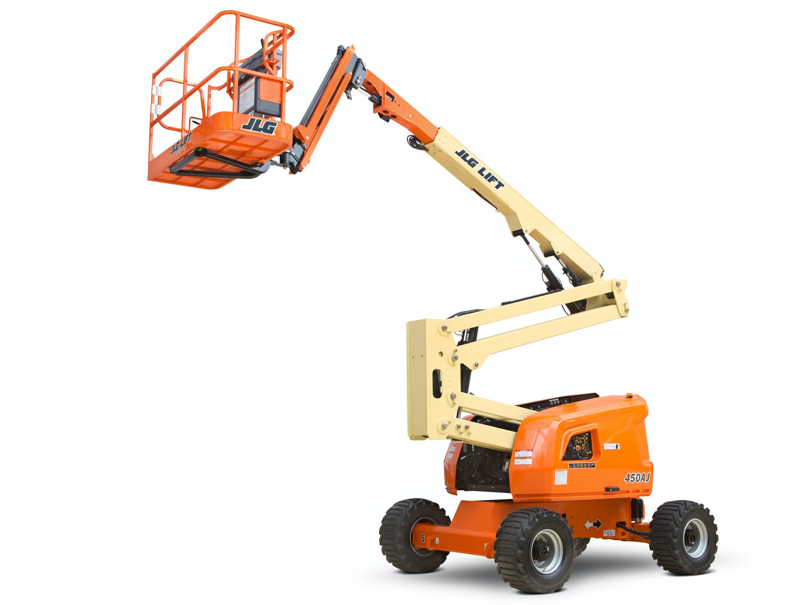 JLG Articulated 45' Boom Lift 0