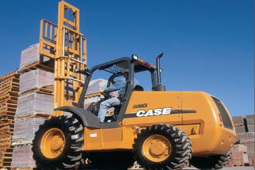 Case 586G 0