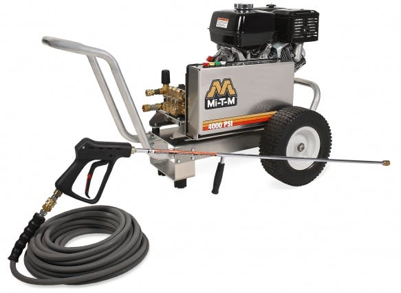 Cold Water 4000 psi Pressure Washer 0