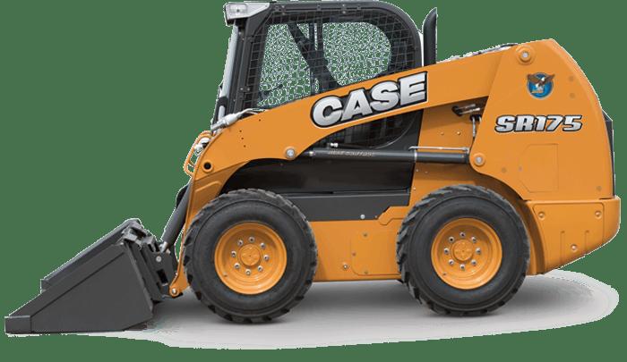 Case SR175 0