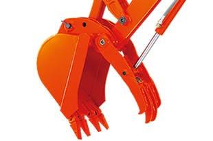 Hydraulic Thumb for KX080 0