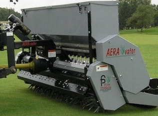"60"" Aerator with Seed Box 0"