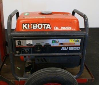 1,600 Watt Generator 0