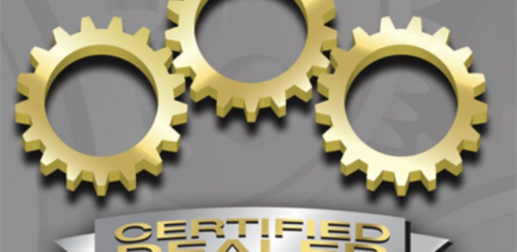 2017 Wacker Neuson Certified Dealer