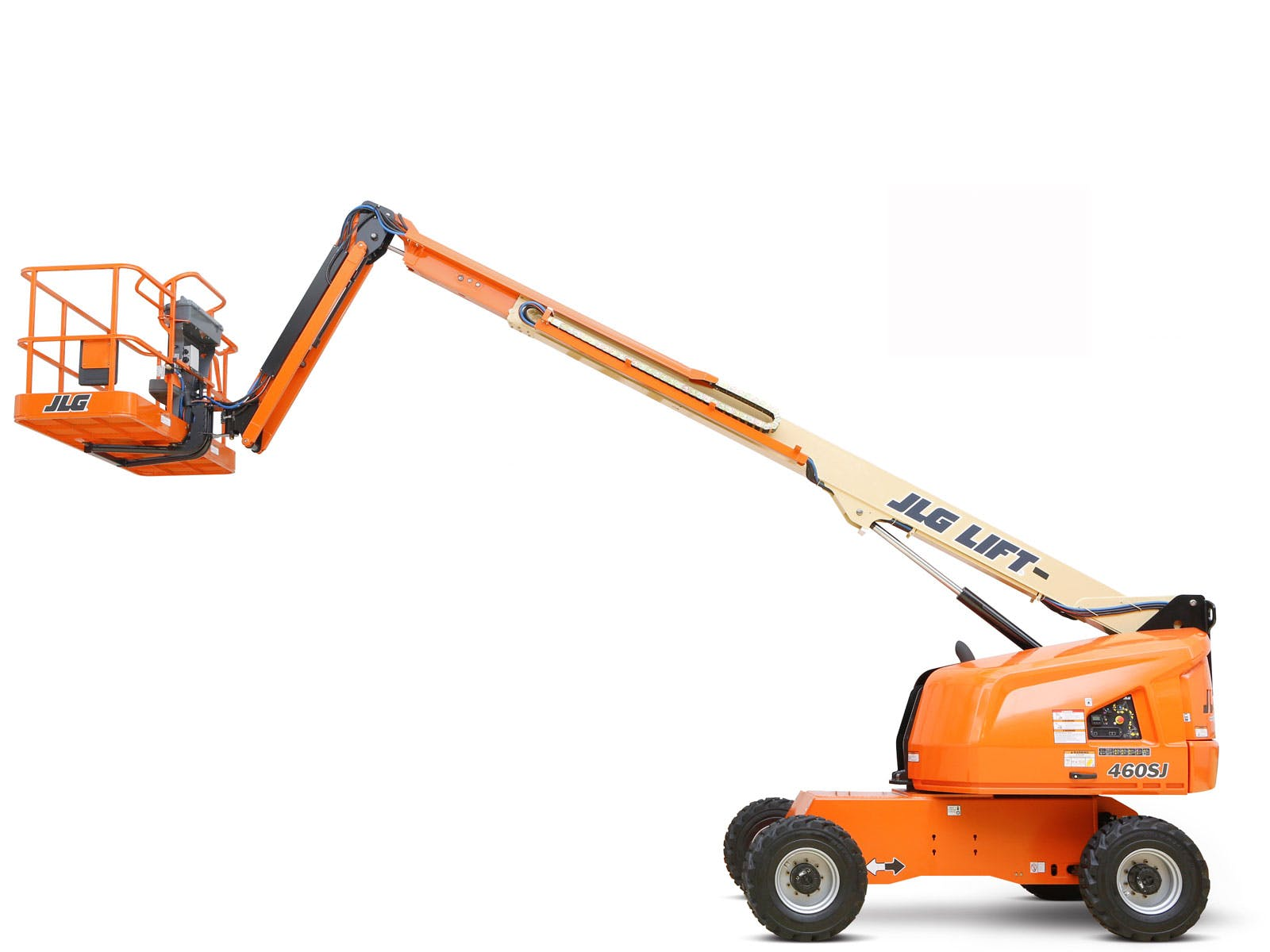 Telescopic 46' Boom Lift 0