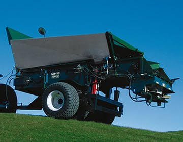 Turfco CR-10 Fairway Top Dresser 0