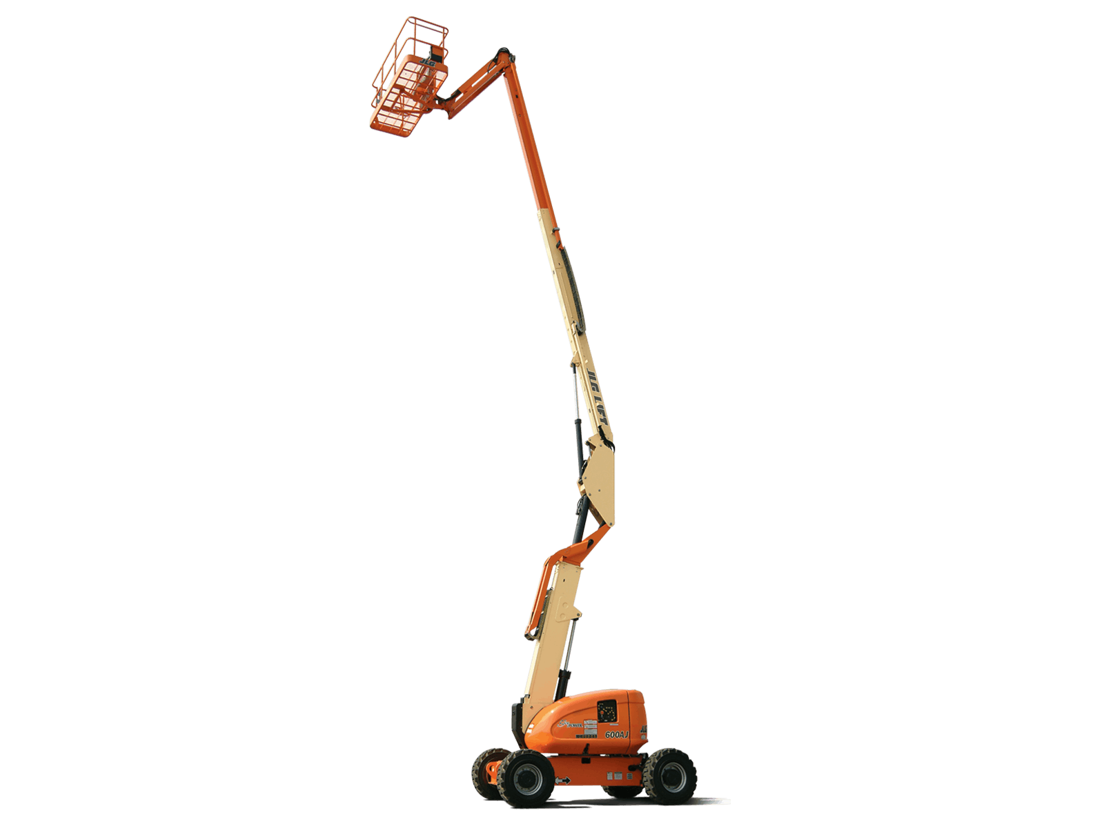 Articulated 60' Boom Lift 0