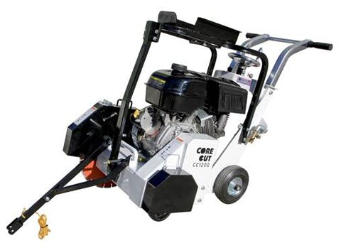 13 hp Walksaw 0
