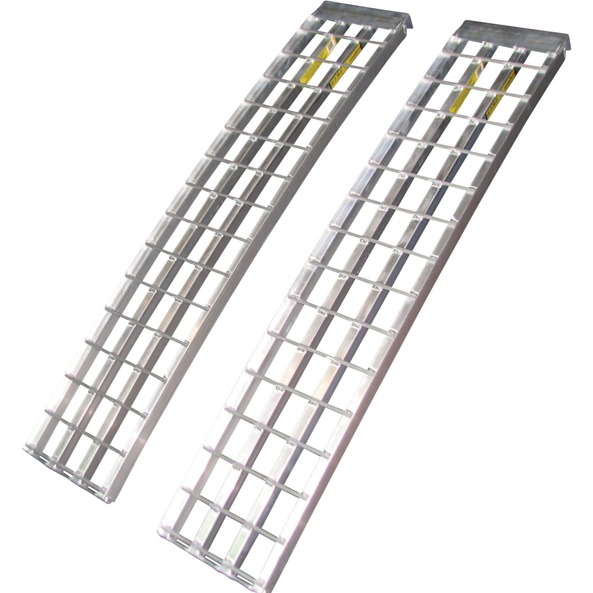 Aluminum Ramp 0