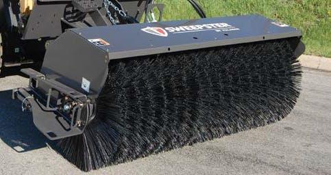 "Sweeper 72"" Angle 0"